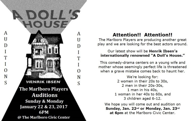 thumbnail_marlboro-players-a-dolls-house-auditions-announcement