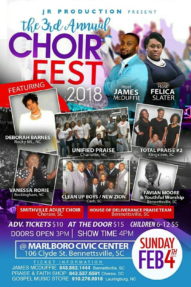 Choir Fest 2018