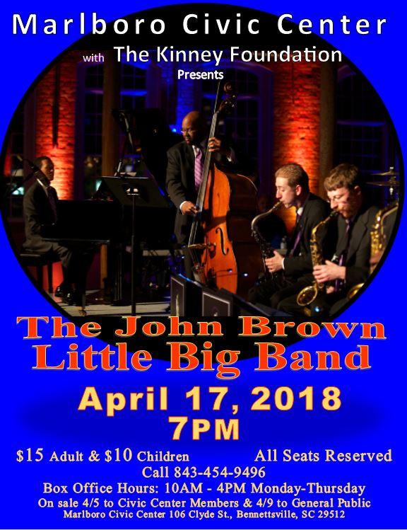 John Brown Flyer